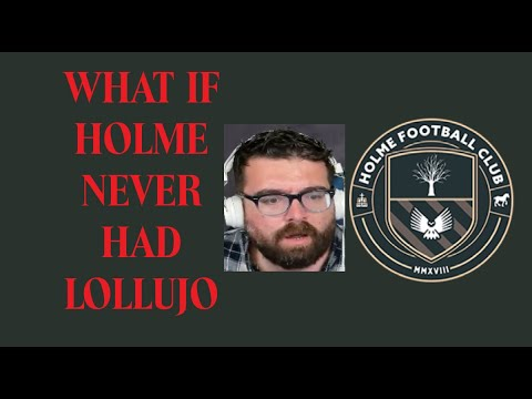 What if HOLME never had @lollujo? Ep. 1 II Football Manager 2019 II FM19