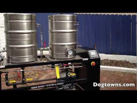 Brew Magic Pro Brewery System Basics