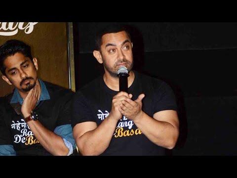 Aamir Khan Talks About How Rang De Basanti Brought