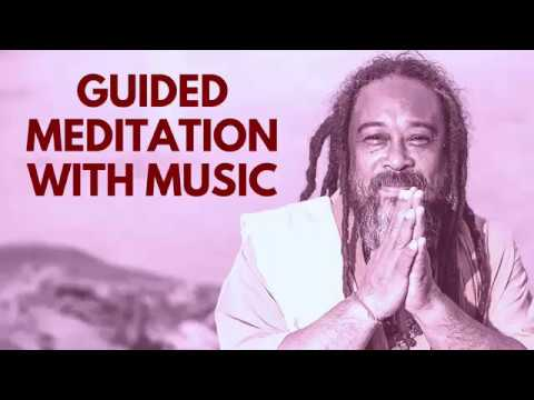Mooji Guided Meditation: You Are the Space In Which Everything is Happening