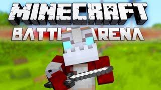 Minecraft Battle-Arena Episode 2: w/Nooch and Woofless! Part 1