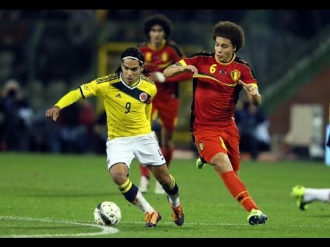 COLOMBIA - Belgium 0-2 Colombia | Friendly | 2013/11/14 MY FACEBOOK PAGE : http://www.facebook.com/#!/pages/The-Rdjcartel-Soccer-Videos/518866931491652 MY YOUTUBE CHANN...