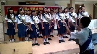 Paduan Suara SMP yang Gokil