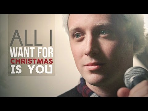 "Mariah Carey  ""All I Want For Christmas Is You"" Cover by Kurt Hugo Schneider"