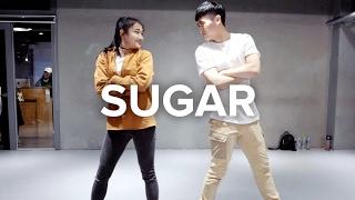 Video Sugar - Maroon 5 / Eunho Kim Choreography MP3, 3GP, MP4, WEBM, AVI, FLV Maret 2018