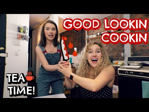 GOOD LOOKIN COOKIN! IS LUCY'S ROOMIE A CANNIBAL?