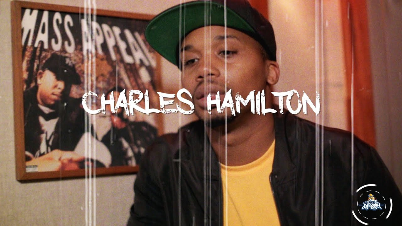 Charles Hamilton – My Jamaican Baby Momma Freestyle (Video)