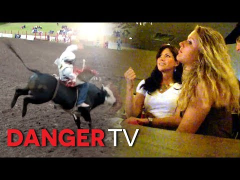 Rodeo Round 2: Rodeo Girls, Genetics and Getting Bucked Off | Hell On Hooves