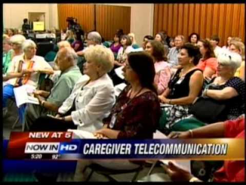 WellMed – KENS 5 Caregiver Telecommuication Launch