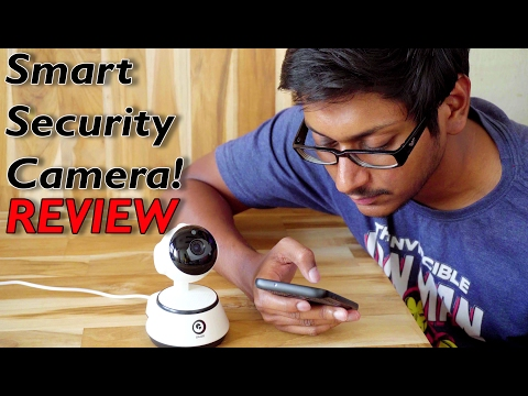 Digoo Smart Security Camera Review from Banggood