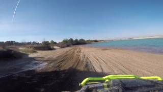 10. 2017 Rzr XP 1000 Rip around the lake