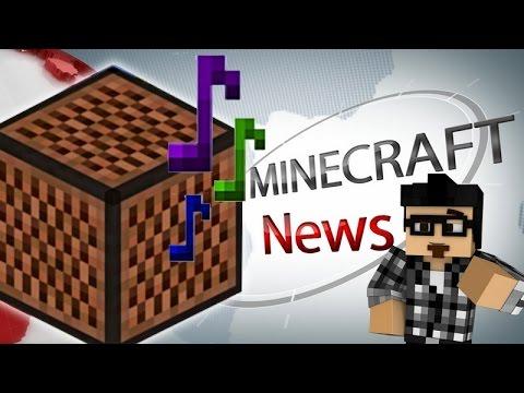 LES 9 MEILLEURES MUSIQUES/REPRISES FAITE PAR BLOCS MUSICAUX DE MINECRAFT  | Minecraft News !