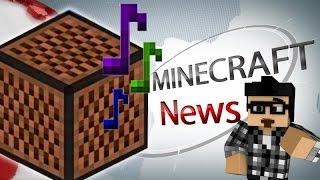 Video LES 9 MEILLEURES MUSIQUES/REPRISES FAITE PAR BLOCS MUSICAUX DE MINECRAFT  | Minecraft News ! MP3, 3GP, MP4, WEBM, AVI, FLV Juni 2017