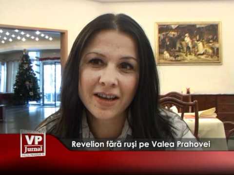 Revelion fără ruşi pe Valea Prahovei