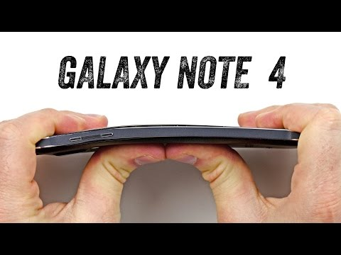 unboxtherapy - Galaxy Note 3 Bend Test - http://youtu.be/FwM4ypi3at0 iPhone 6 Plus Bend Test - http://youtu.be/znK652H6yQM Moto X, iPhone 6 + More Bend Test - http://youtu....