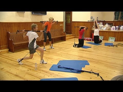 Gymstick Classes and Personal Training - The Physical Benefits