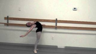 World Ballet Students: Plies
