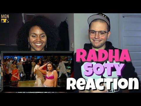 Download Radha - SOTY | Alia Bhatt | Sidharth Malhotra | Varun Dhawan REACTION HD Mp4 3GP Video and MP3