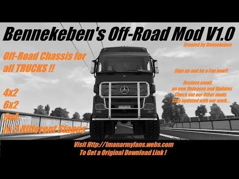 Bennekebens Off-Road mod v1.0