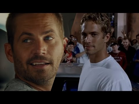 Paul Walker New Tribute - See You Again (Wiz Khalifa Ft. Charlie Puth) Furious 7 2015