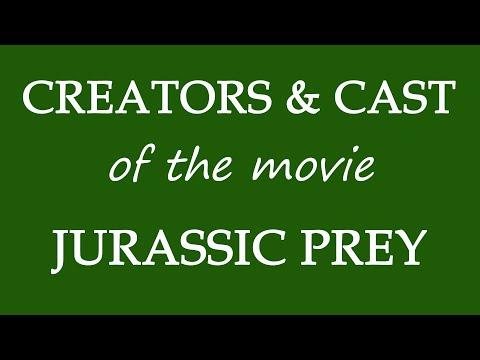 Jurassic Prey (2015) Film Cast Information