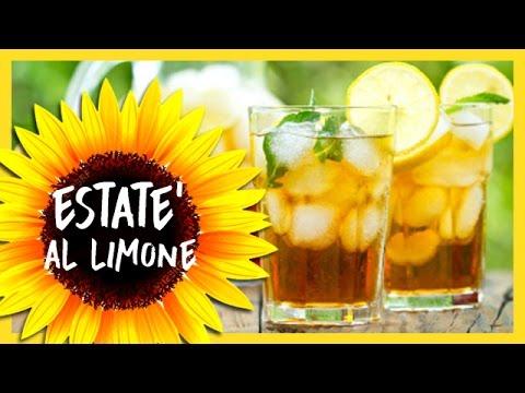 estate' al limone fatto in casa - la videoricetta