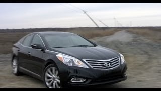2013 Hyundai Azera Review | 0-60 Road Test | MPGomatic