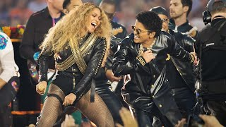 Video Beyoncé & Bruno Mars Crash the Pepsi Super Bowl 50 Halftime Show | NFL MP3, 3GP, MP4, WEBM, AVI, FLV Januari 2019
