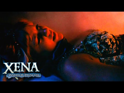 They Burn Gabrielle ALIVE!   Xena: Warrior Princess
