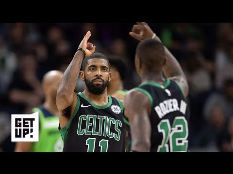 Video: Celtics drastically different with Kyrie Irving on the floor – Jay Williams | Get Up!