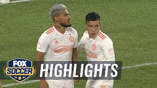 Josef Martínez's goal doubles Atlanta United's lead vs. the Portland Timbers | 2019 MLS Highlight by FOX Soccer