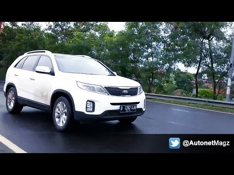 All New KIA Sorento review Indonesia – Part 2