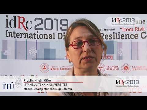 Prof. Dr. Nilgün OKAY (İTÜ) idRc_2019 Daveti