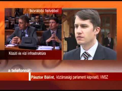Híradó - A VMSZ módosító javaslatai nem kaptak zöld fényt-cover