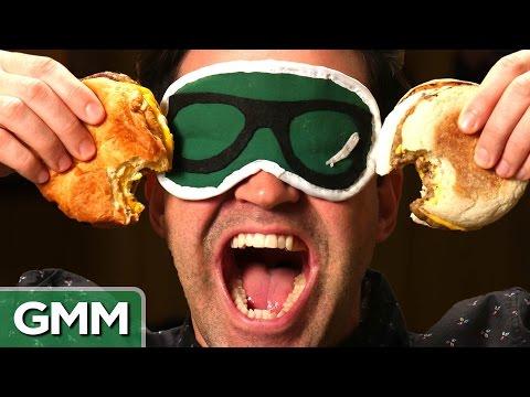11 • E72___  _    Blind Breakfast Sandwich Taste Test