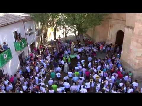 <p> La Tra&iacute;da ( Mota del Cuervo)una fiesta de Inter&eacute;s Tur&iacute;stico Nacional</p>