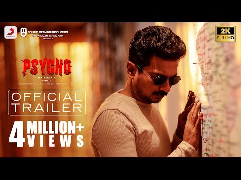 Psycho Tamil movie Latest Trailer
