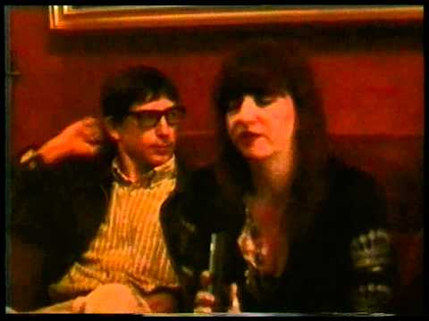 Talk Show: Lydia Lunch & Richard Kern 1995