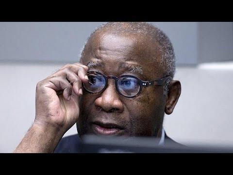 Ακτή Ελεφαντοστού: Αθώος δήλωσε ο Γκμπαγκμπό ενώπιον του ΔΠΔ
