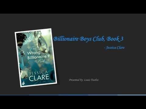 The Wrong Billionaire's Bed (Billionaire Boys Club #3) Audiobook