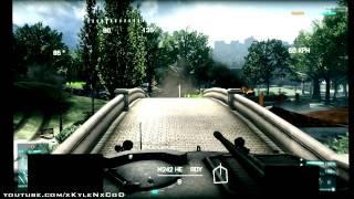 Battlefield 3 - Bolt Action Sniper, Shotgun And vehicle Gameplay (HD)