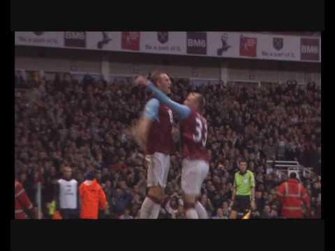 Lo Mejor del West Ham en la Temporada 2008 - 2009