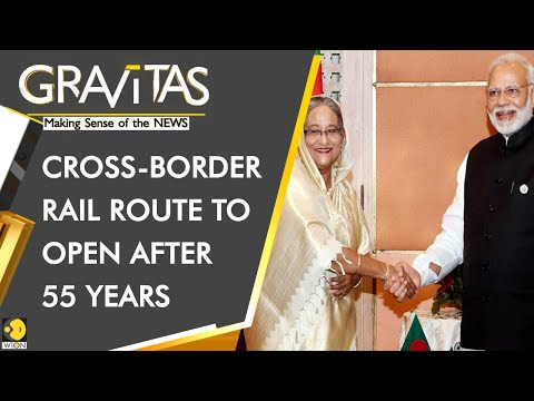 Gravitas: A new chapter in India - Bangladesh ties