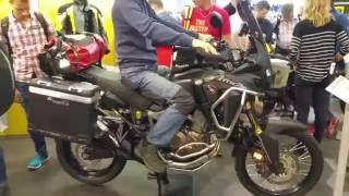 9. Honda Africa Twin CRF1000L 2017 Touratech Travelbike