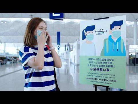Χονγκ Κονγκ: Η τεχνολογία βοήθησε στη μάχη ενάντια στον κορονοϊό…
