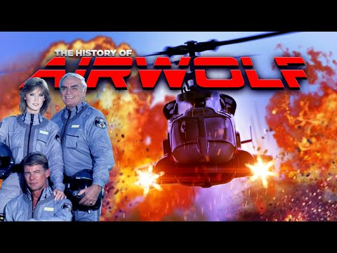The Story of Airwolf: Failed Magnum PI Spin-off Beating Blue Thunder At Its Own Game