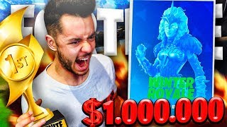 JUGANDO TORNEO DE FORTNITE *$1.000.000 EN PREMIOS* - TheGrefg