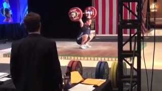 All of the top lifts from Catalyst Athletics lifters at the 2014 USA Weightlifting National Championships in Salt Lake City