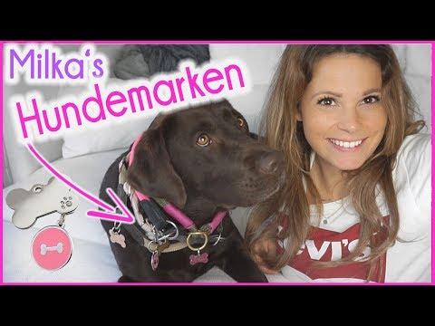 ♡ Milka Mittwoch ♡ Milka's Hundemarken ♡ KaroLovesMilka