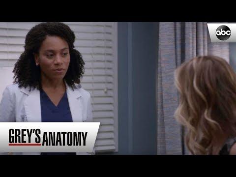 Teddy Meets Maggie | Grey's Anatomy Season 15 Episode 1